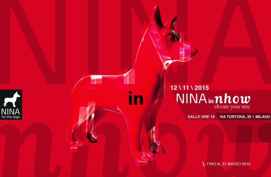 Invito Nina in nhow hotel